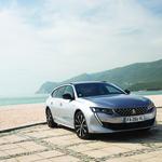 Novo v Sloveniji: Peugeot 508 SW (foto: Peugeot)