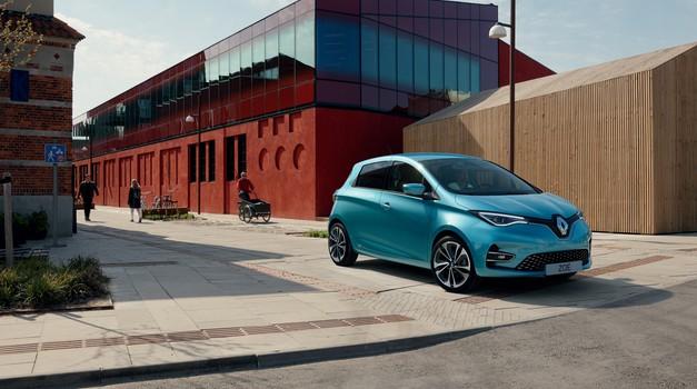 Novi Renault Zoe: nova tehnika, nova podoba (foto: Renault)