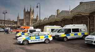 Britanci z radarji nad preglasne avtomobile