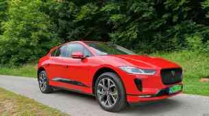 Novo v Sloveniji: Jaguar I-Pace