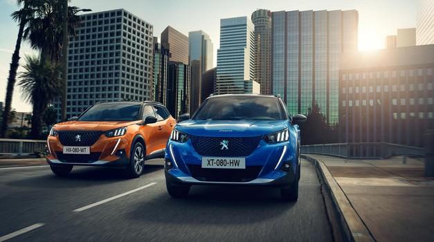 Peugeotova novost leta, model 2008 se razvija in raste v vse smeri (foto: Peugeot)