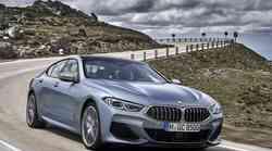 BMW serije 8 prvič kot Gran Coupe