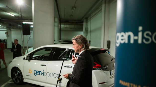 GEN-I uvaja rešitve e-mobilnosti za svoje uporabnike (foto: GEN-I)
