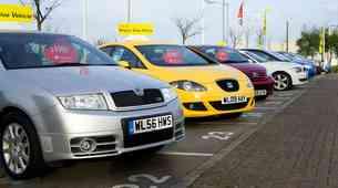 Pred nakupom avtomobila:  Nov ali rabljen?