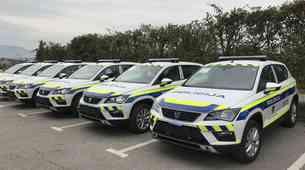 Policija na (p)oseben način opozarja na nepridiprave na javnih parkiriščih