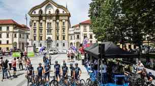 Letošnja kolesarska dirka po Sloveniji tudi dobrodelne narave