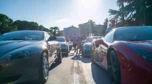 Milijoni evrov na štirih kolesih okupirali Portorož
