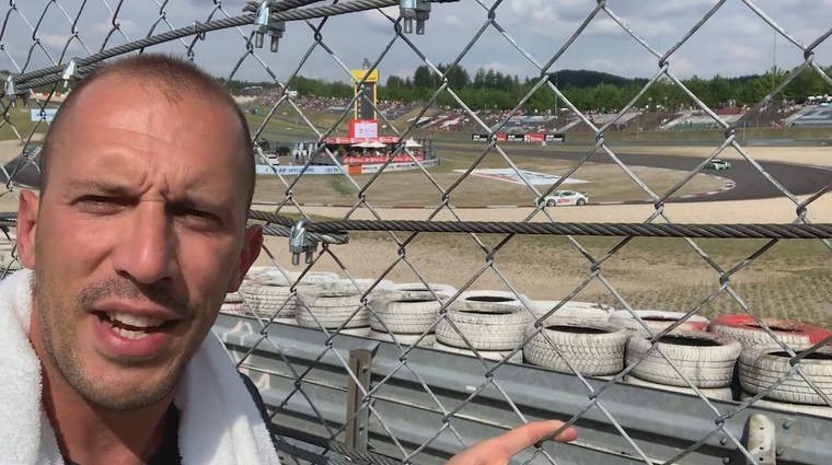 AM interno #91: Dnevi grmenja na Nürburgringu (foto: Arhiv AM)