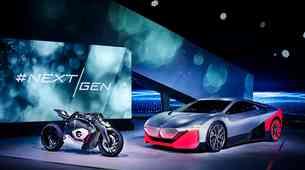 Elektromobilnost pri BMW-ju: prihajajo športniki in motorji