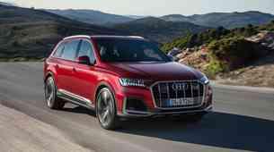 Večji Audi Q7 se bo od septembra dalje pogovarjal s semaforji
