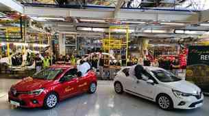 Prvi novi Renault Clio 5 zapeljal iz Revoza