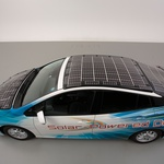 Polnjenje z elektriko kar med vožnjo: bližnja prihodnost Toyote (foto: Toyota)
