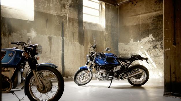 BMW z R nineT /5 obeležuje 50. obletnico prelomnega modela (foto: BMW Motorrad)