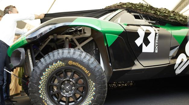 Festival of Speed rodil novo avtomobilsko serijo (foto: Continental)
