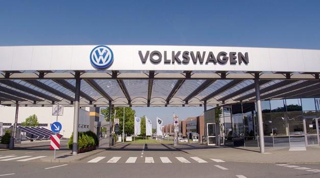 Volkswagen vlaga nove milijarde v nakup celic za baterije (foto: Volkswagen)