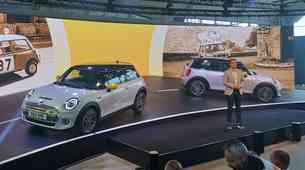 Mini Cooper SE je tu! (video)