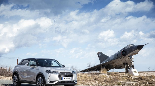 Vozili smo: DS 3 Crossback (foto: William Crozes)