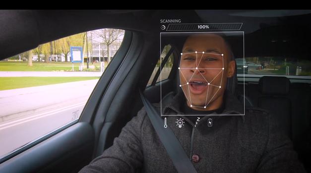 Jaguar-Land Rover z umetno inteligenco za boljše počutje voznikov (foto: Jaguar-Land Rover)
