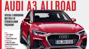 Izšel je novi Avto magazin! Testi: Toyota Corolla TS hibrid, Ford Focus Active, Seat Tarraco, Audi A4