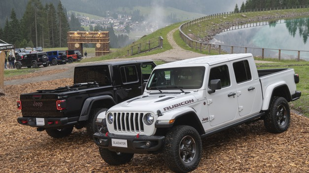 Novi Jeep je Gladiator (foto: Jeep)