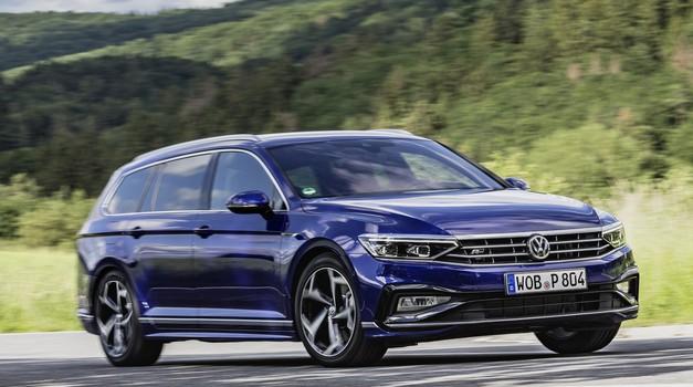 Volkswagen do čistih izpuhov tudi s pomočjo novih menjalnikov (foto: Volkswagen)