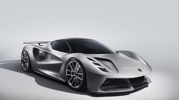 Lotus Evija je nov najmočnejši serijski avtomobil na svetu (foto: Lotus)