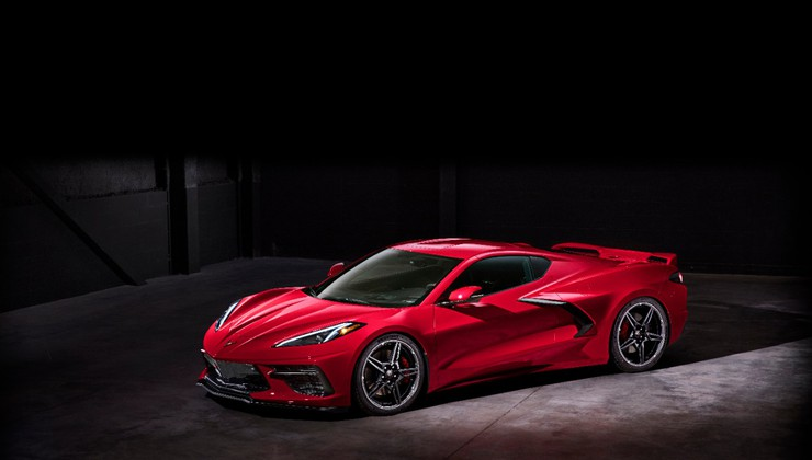 Chevrolet Corvette za 21. stoletje je tu