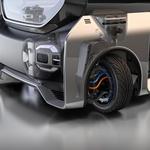 Protean z novo revolucionarno rešitvijo za urbano električno mobilnostjo (foto: Protean)