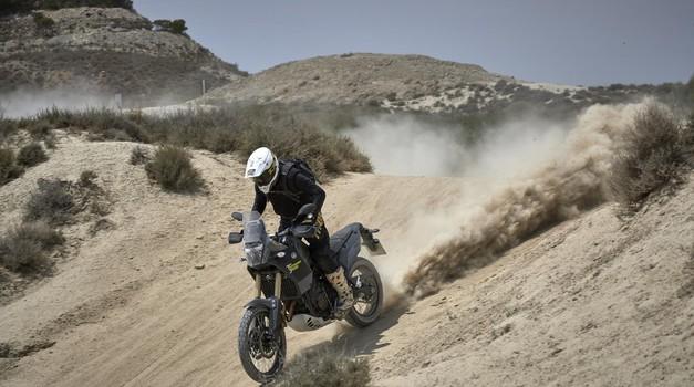 Vozili smo: Yamaha XTZ 700 Ténéré - Puščava na obzorju (foto: Yamaha Tenere 700)