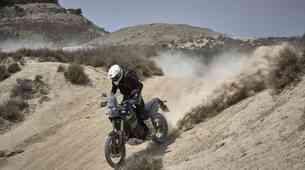 Vozili smo: Yamaha XTZ 700 Ténéré - Puščava na obzorju