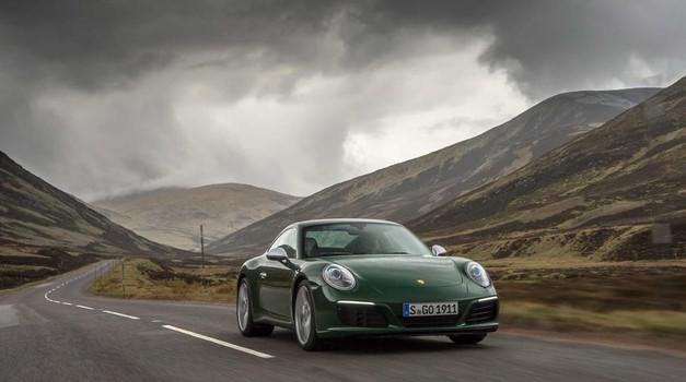 Porsche bo nove 911-ice ponesel v preteklost (foto: Porsche)