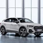 Ne Q4, to je Audi Q3 Sportback (foto: Audi)