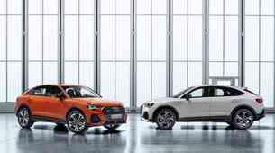 Ne Q4, to je Audi Q3 Sportback