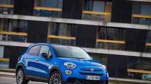 Fiat 500X 1.0 T3 SGE Urban - Drugačen in urban
