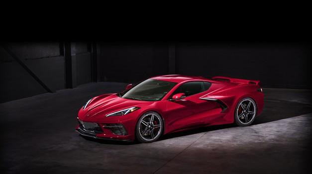 Chevrolet že (skoraj) razprodal proizvodnjo Corvette za prvo leto (foto: General Motors)