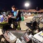 Simon Marčič: Na Dakar 2020 bo šel 30 kilogramov lažji (foto: Tina Torelli)