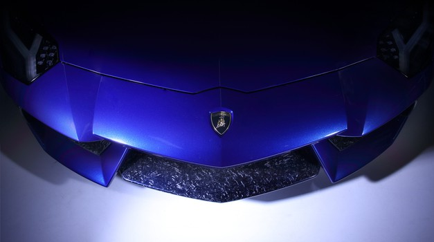 Lamborghini novi udeleženec elitnega razreda tekmovanja WEC? (foto: Lamborghini)