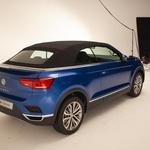 Volkswagen širi družino T-Roc: kompaktnemu terencu se je pridružil še dvovratni kabriolet (foto: Jure Šujica)