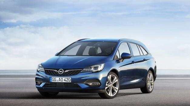 Vse Oplove novosti na salonu v Frankfurtu; prihajajo kar štiri (foto: Opel)