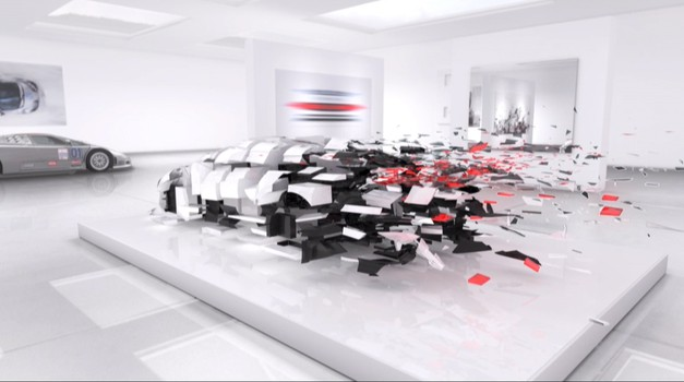 Oglejte si prenos predstavitve novega Bugattija (EB) 110 (foto: Bugatti)