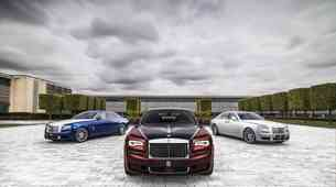 Rolls-Royce Ghost odhaja z Zenitom
