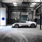 Novi Bugatti Centodieci prihaja le v 10 primerkih (foto: Bugatti)