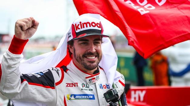 Na startu Dakarja letos tudi Fernando Alonso - kdo je zasedel sovozniški sedež? (foto: Profimedia)
