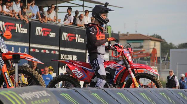 Tim Gajser bo nastopil na ameriškem spektaklu Monster Energy Cup (foto: Jaka Završan)
