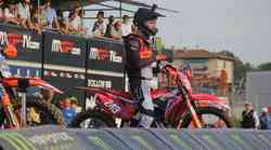 Tim Gajser bo nastopil na ameriškem spektaklu Monster Energy Cup