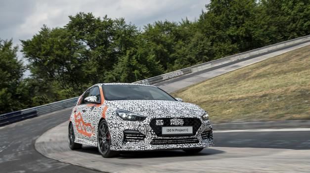 Hyundai i30 N bo dobil izboljšave - a samo v Evropi (foto: Hyundai)