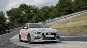Hyundai i30 N bo dobil izboljšave - a samo v Evropi