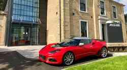 Lotus Evora posvečen Jimu Clarku bo še teden dni iskal novega lastnika - z malo sreče je lahko tudi vaš