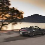 Vozili smo: Porsche 911 Carrera S in 911 Carrera S Cabriolet (992) - Več, več, več in manj (foto: Porsche)