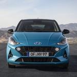Novega Hyundaija i10 bo moč najti kar s pomočjo pametnega telefona (foto: Hyundai i10)